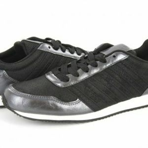 K-Swiss. New Haven Snake CMF/ Black. Retro trainer